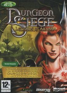 Dungeon Siege save game folder