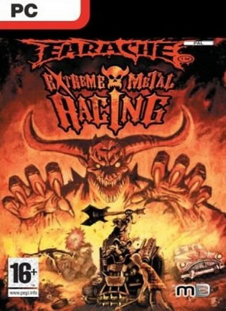 Earache: Extreme Metal Racing save game