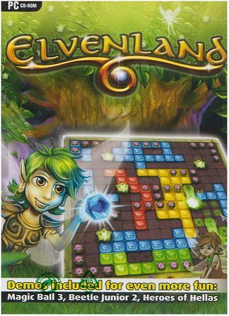 ElvenLand PC gamesave