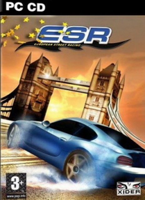 European Street Racing save game