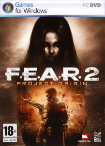 F.E.A.R. 2: Project Origin PC save game