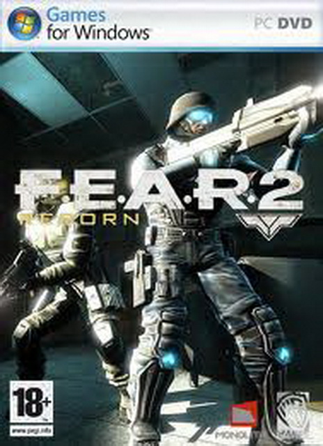 F.E.A.R. 2: Reborn PC save game 100%