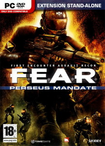 F.E.A.R. Perseus Mandate save game