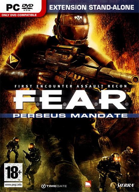 F.E.A.R. Perseus Mandate save game