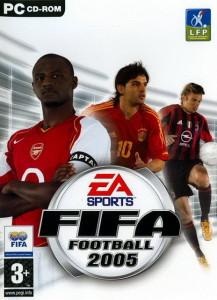 FIFA 2005 unlcoker