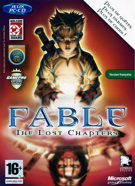 Fable The Lost Chapters Savegame Download