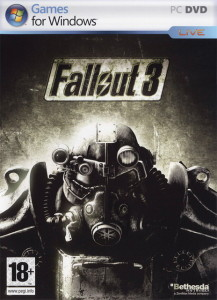 Fallout 3 PC game save 100%
