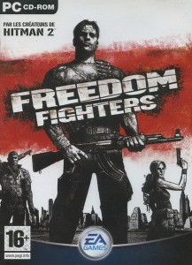 Freedom Fighters PC save game