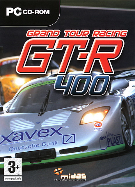 GTR - 400 save game for PC