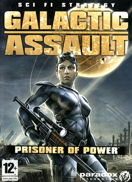 Galactic Assault: Prisoner of Power PC save game