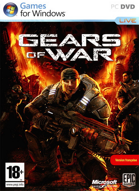 Gears of War PC game save