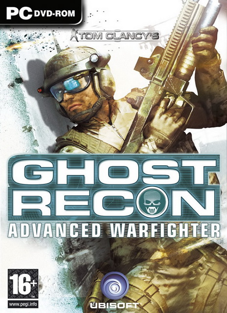 Tom Clancy's Ghost Recon Advanced Warfighter PC savegame
