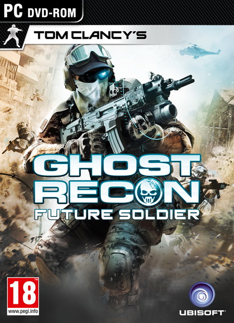 Ghost Recon: Future Soldier PC savegame PC