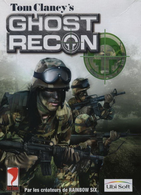 Ghost Recon PC save game 100%
