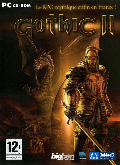 Gothic 2 pc game save