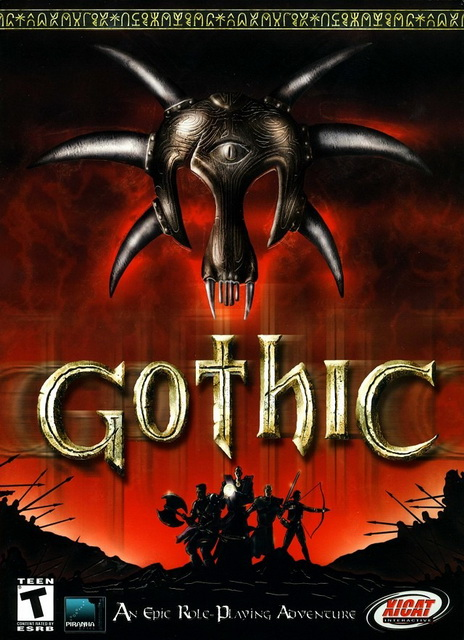Gothic PC save game