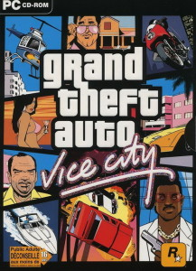 Grand Theft Auto: Vice City PC save game 100%