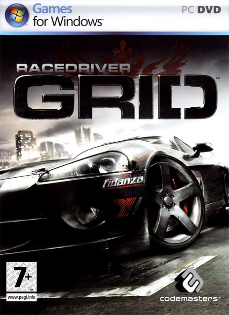 Race Dirver: GRID savegame pc 100%