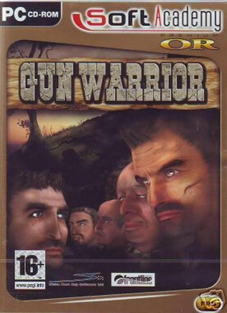 Gun Warrior PC save game