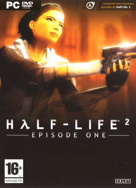 Half-Life 2: Episode One save game