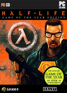 Half-Life pc save game