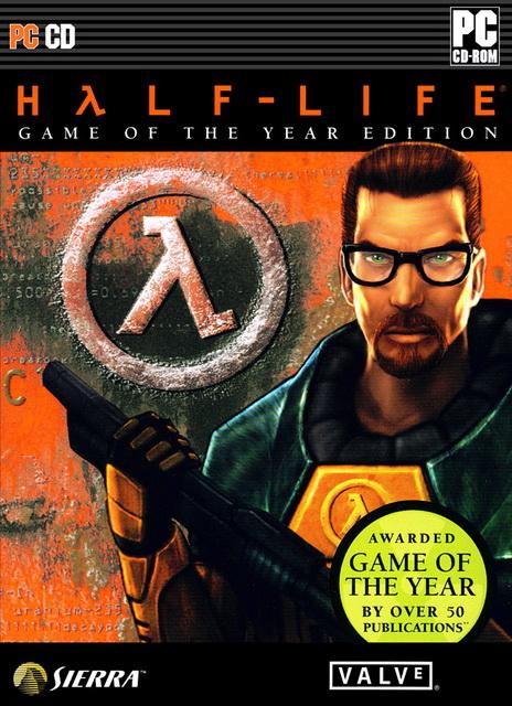 Half-Life pc save game