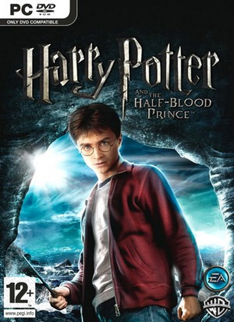 Harry Potter and the Half-Blood Prince save