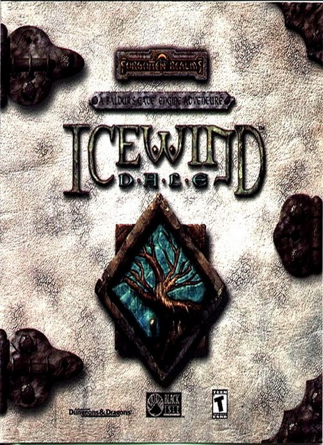 Icewind Dale pc save game for pc 100%