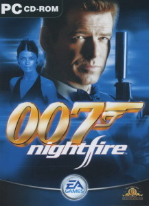 James Bond 007-NightFire-pc