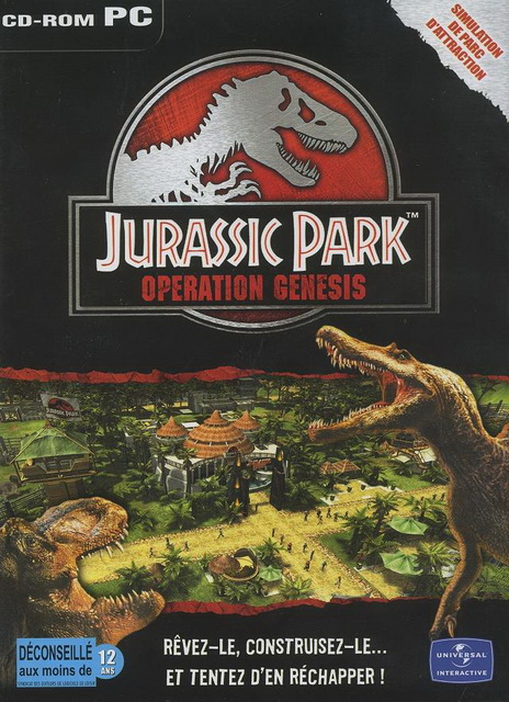 Jurassic Park: Operation Genesis PC save game