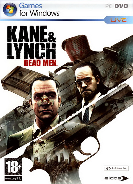 Kane & Lynch: Dead Men PC saved game