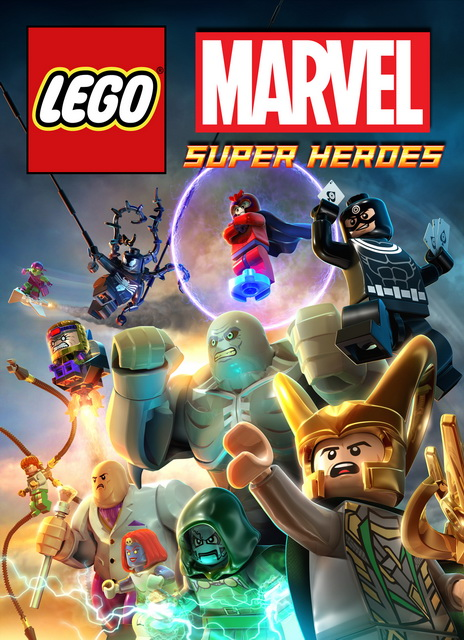 LEGO Marvel Super Heroes unlocker & save game