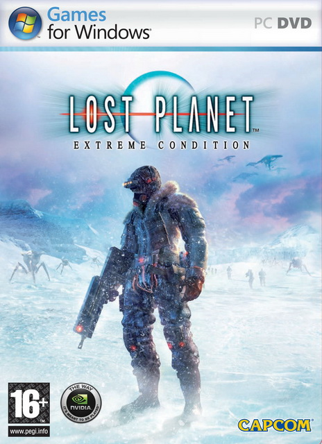 Lost Planet: Extreme Condition save game
