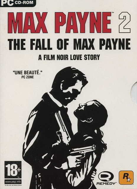 Max Payne 2: The Fall of Max Payne save game full