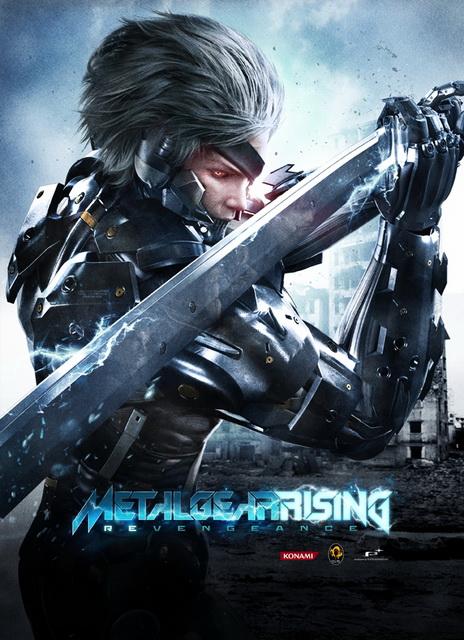 Metal Gear Rising: Revengeance savegame 100% pc
