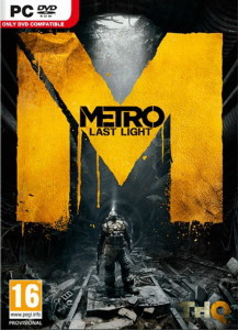 Metro : Last Light pc saved game 100% & unlocker