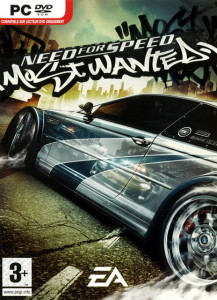 NFS : Most Wanted 2005 pc savegame full