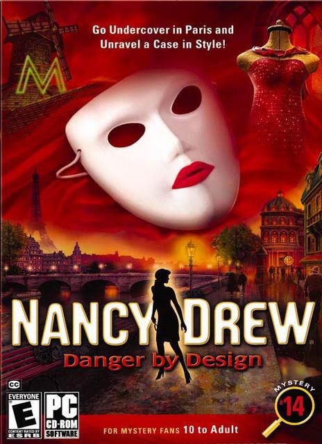 Nancy Drew Danger by Design pc savegame 100%