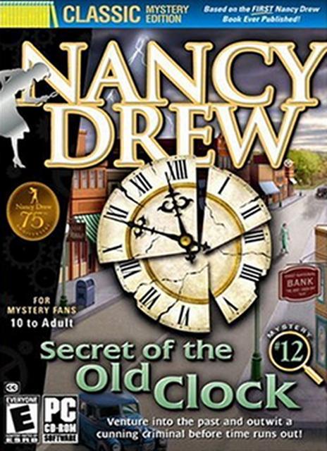 Nancy Drew Secret of the Old Clock pc savegame 100%