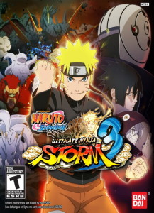 Naruto Shippuden: Ultimate Ninja Storm 3 pc save game