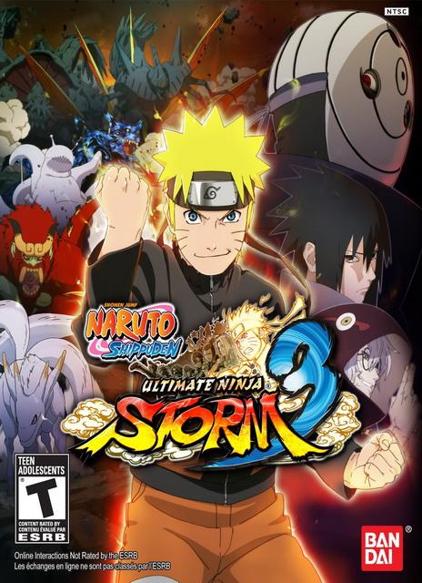 Naruto Shippuden: Ultimate Ninja Storm 3 pc save game