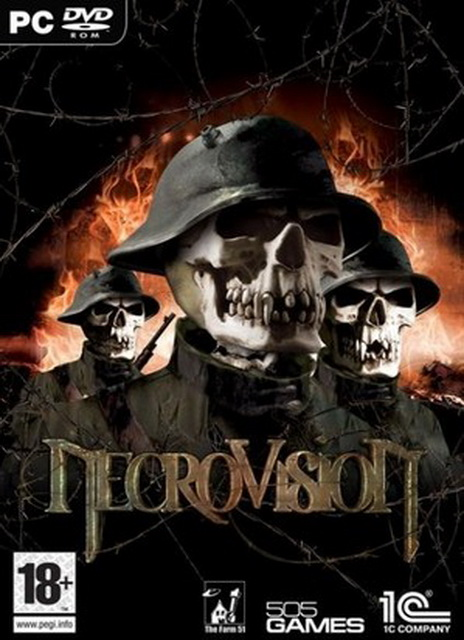 Necrovision pc save game 100% PC