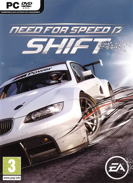 Need for Speed: Shift savegame / NFS shift save 100/100