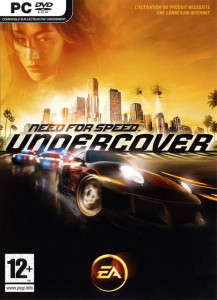 Need for Speed Undercover savegame / NFS undercover unlocker 100%