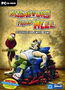 Neighbours From Hell pc save game