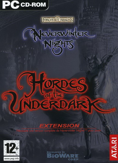 Neverwinter Nights: Hordes of the Underdark save game / NWN unlocker