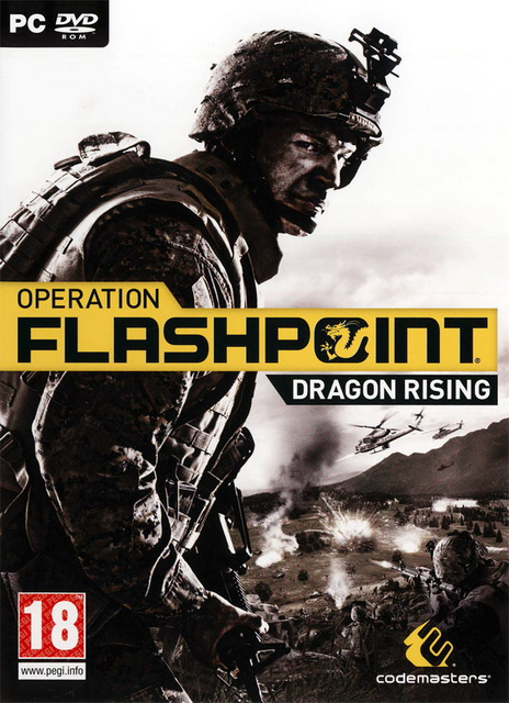 Operation Flashpoint: Dragon Rising save game 100%