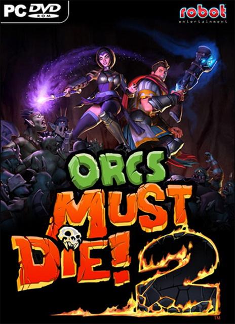 Orcs Must Die! 2 pc save game 100% full