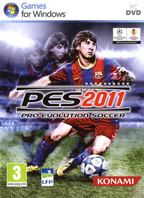 Pro Evolution Soccer 2011 unlocker pc 100%