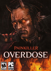 Painkiller Overdose savegame 100% for PC